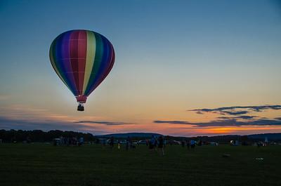 Quick Chek Festival of Ballooning - 2015