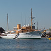 The Royal Yacht - Dannebrog