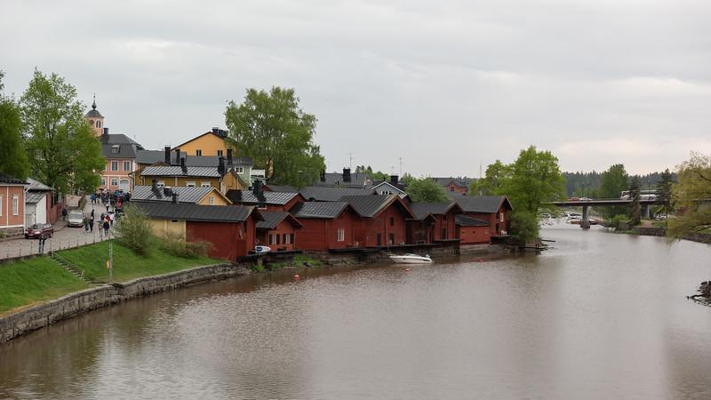 Porvoo, Finland's 2nd oldest city (1346)