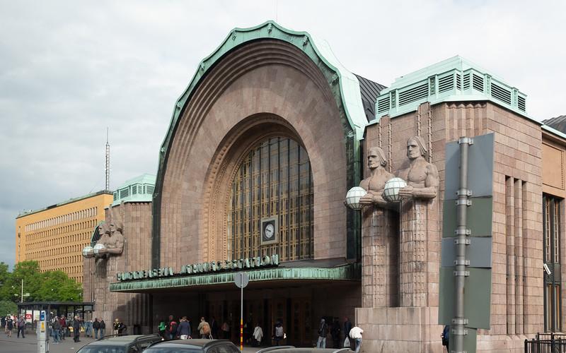 Helsinki Central Station (1862)