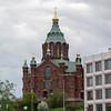 Helsinki - Uspenski Orthodox Cathedral (1868) - May 18, 2018