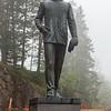 Statue of Fridtjof Nansen (1861-1930)