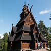 The Stave Church ca. 1200