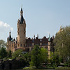 Schwerin Castle is the seat of parliament