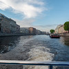 St. Petersburg - Fontanka River cruise - May 17, 2018