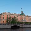St. Michael's / Mikhailovsky Castle (1800)