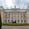 Entrance to the Grand Palace of Peterhof