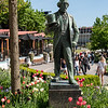 Georg Carstensen - one of the developers of Tivoli Gardens