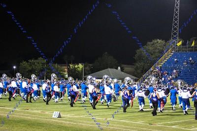 LBHS V Football vs Lyman - Sept 27, 2013