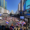 Bangkok Shut Down, Anti-Government Protests, Asoke-Sukhumvit  January 2014 (4)