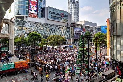 Ratchaprasong-Centralworld, 19Jan14 (2)