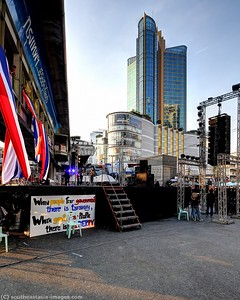 Anti-Government Protests, Asoke-Sukhumvit  16Jan14 (2)