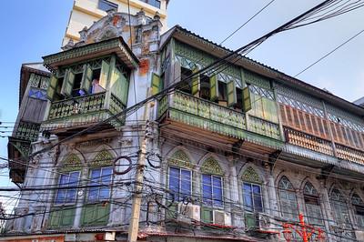 Hidden Beauty, Chinatown, Bangkok