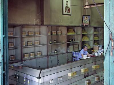 Museum or Store, Old Drugstore, Bangkok