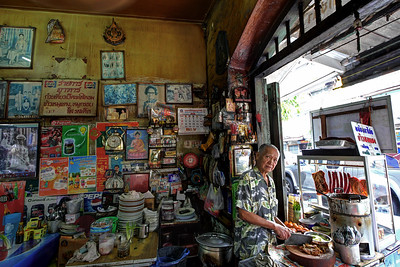 Living Museum, Old Noodle Store, Chinatown, Bangkok (1)