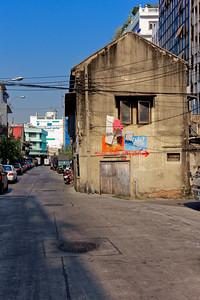 Last House Standing, Chinatown, Bangkok