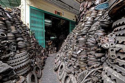 Gear Art, Chinatown