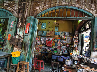 Living Museum, Old Noodle Store, Chinatown, Bangkok (2)