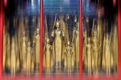 Buddha Statues Wat Mangkon Kamalawat (Wat Leng Noei Yi) (2)