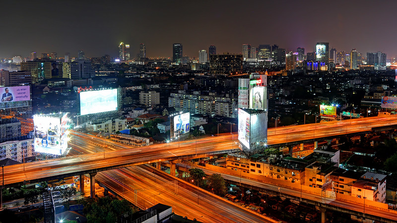 Bangkok Cross Roads
