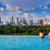 Infinity Edge Pool over Bangkok Skyline (1)