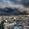 Afternoon Storm over Bangkok #1