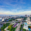 Bangkok Interchange & Makkasan Rail Yards (Day)