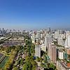 Bangkok Day Cityscape (Sukhumvit & Tobacco Monopoly Lake)