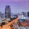 Samyan Intersection - Chamchuri Square - Wat Hualamphong  Bangkok (1)