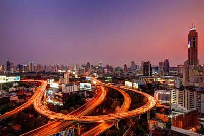 Bangkok Lava Flows