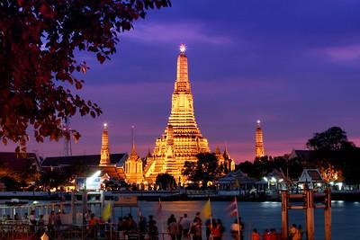 Wat Arun Dusk