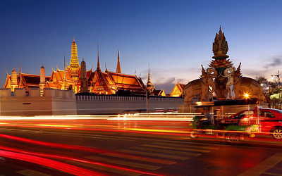 Bangkok's Grand Palace & Temple of Emerald Buddha (4)