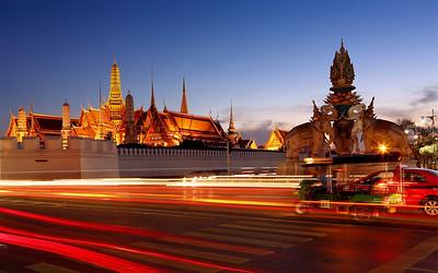 Bangkok's Grand Palace & Temple of Emerald Buddha (4)
