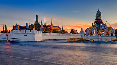 Bangkok's Grand Palace & Temple of Emerald Buddha (3)