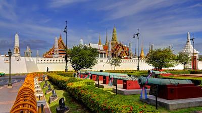 Bangkok's Grand Palace & Temple of Emerald Buddha (2)