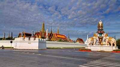 Bangkok's Grand Palace & Temple of Emerald Buddha (1)