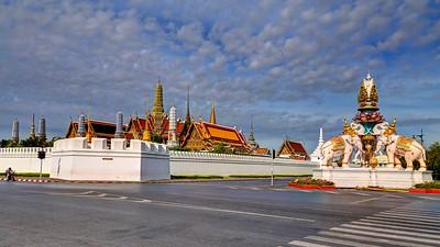 Bangkok's Grand Palace & Temple of Emerald Buddha (1)