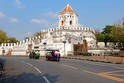 Phra Sumen Fort #1, Bangkok