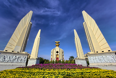 Democracy Monument (Day), Bangkok