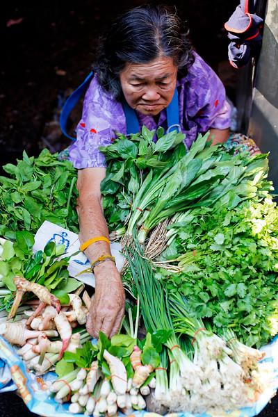 Fresh Thai Herbs