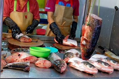 Fresh Tuna, Chinatown, Bangkok