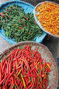 Assorted Chillies Bangkok