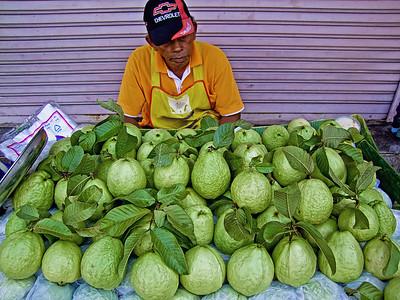 Guava Seller, Bangok