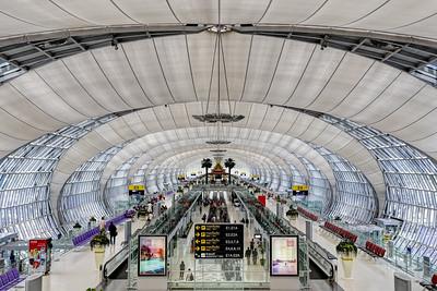 Bangkok (Suvarnabhumi) Airport