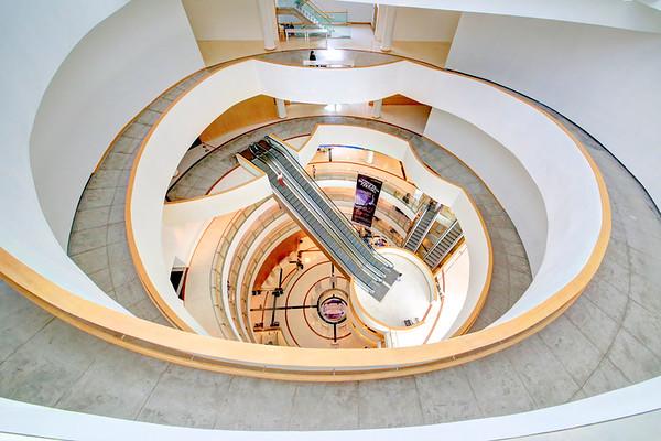 Bangkok BACC (Bangkok Art & Culture Center) Atrium