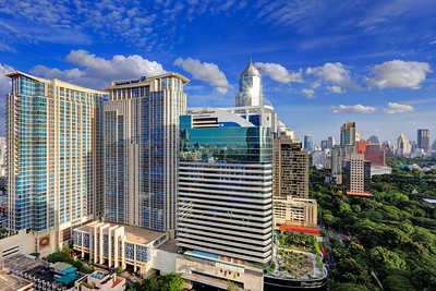 Plaza Athenee Hotel & Residences, Wireless Road, Bangkok