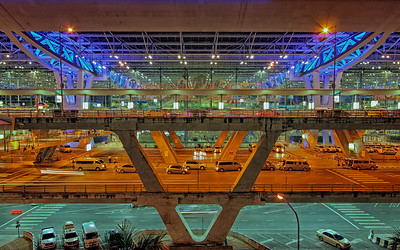 Arrival & Departure, Bangkok International Airport