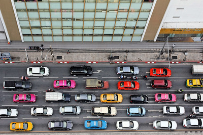Matchbox Cars, Bangkok