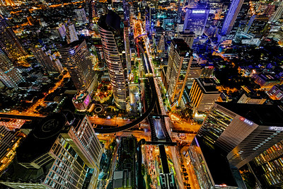 Bangkok Bird's Eye View