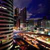 Sathorn Square Junction (Night), Bangkok